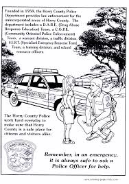 smart idea police coloring pages print decimamas