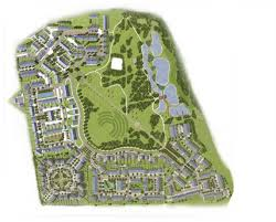Map Of The Hamptons Worcester Park Area Guide Ivy Gate