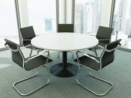 Small Boardroom Table Collection In Small Round Meeting Table Round Conference Tables