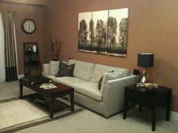 Brown And Yellow Living Room by Painting For Living Room 10602