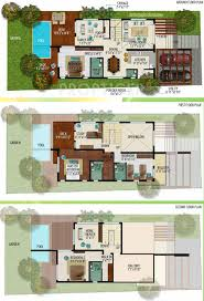 3500 sq ft house 3500 sq ft 4 bhk 4t villa for sale in house of colors cascading