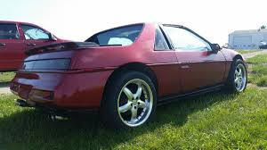 daily turismo kingly fun for pauper price 1988 pontiac fiero 3800sc