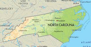 Charlotte Map Map Of Charlotte North Carolina Vacations Travel Map Holiday
