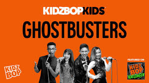 kidz bop kids ghostbusters kidz bop halloween youtube