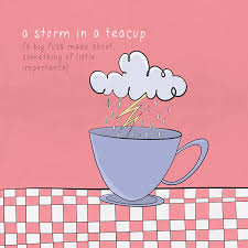 storm in a teacup what does storm in a teacup mean day
