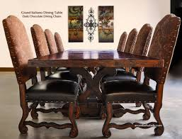 Tuscan Style Dining Room Extra Long Dining Room Table Sets Long Dining Tables On Fair Extra