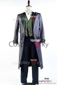 batman arkham origins blackgate joker cosplay costume