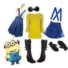 Minions Halloween Costumes Adults 25 Minion Costume Ideas College