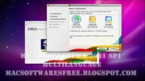 microsoft office 2011 mac free sp1 multilanguage