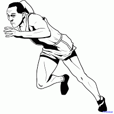 draw jesse owens step by step drawing sheets added by michaely
