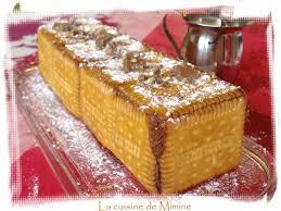beurre cuisine gâteau à la mousse au chocolat aux petits beurre sans cuisson