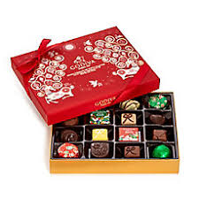 seasonal chocolate gift boxes for and holidays godiva
