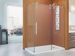 48 Inch Glass Shower Door 48 Inch One Shower Stall Bathroom Toilet Designs