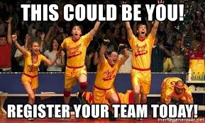 Dodgeball Meme - this could be you register your team today dodgeball meme 1