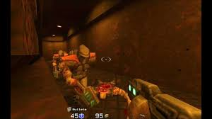 let u0027s play quake ii the reckoning 002 fifty shades of brown