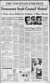 the cincinnati enquirer from cincinnati ohio on july 1 1963