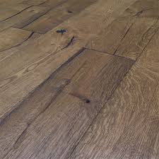Distressed Engineered Wood Flooring Loire Distressed 20mm Honey Oak Heavy Brushed Engineered Radiant