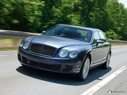 2009 bentley flying spur 2009 bentley continental flying spur speed raising the