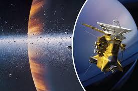 new saturn rings images Nasa mission spaceship to 39 graze 39 saturn 39 s rings in daring jpg