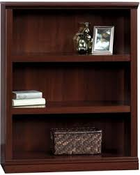 Sauder 3 Shelf Bookcase Check Out These Deals On 3 Shelf Bookcase Select Cherry Sauder