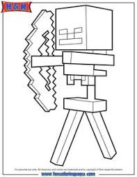 minecraft coloring pages minecraftcolor