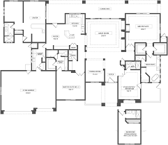 Patio Floor Plans Siena Vista Estate Floor Plans