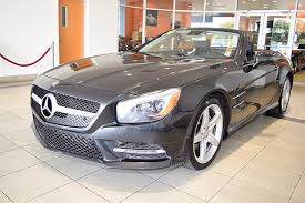 mercedes sl class 2014 certified pre owned 2014 mercedes sl 550 cabriolet coup rdst