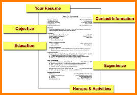 How To Make A Good Resume For Students Freshman College Student Resume Berathen Com