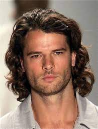different haircuts for long wavy hair long wavy hair is also very attractive to men men hairstyle