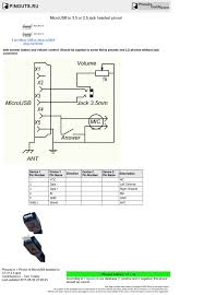 usb headset with microphone wiring diagram usb wiring diagrams