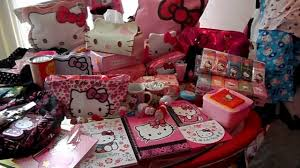 Hello Kitty Bedroom Set Rooms To Go Hello Kitty Collection Now Is Part One Youtube