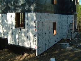 Foil Backed Roof Sheathing by Getting Insulation Out Of Your Walls And Ceilings