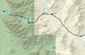 Map Of Death Valley Bluugnome Com Canyoneering Willow Canyon Death Valley