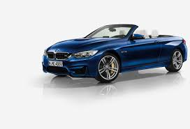 Bmw Opal White Interior The New Bmw M4 Convertible In Bmw Individual Tanzanite Blue