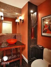 orange bathroom decorating ideas orange bathroom decor best of bathroom fabulous brown and orange