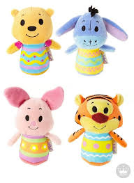 winnie the pooh easter basket 34 best my itty bitty collection images on stuffed