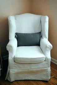 slipcover for chair slipcovers for wing chairs slipcovers for chair slipcover wing chair