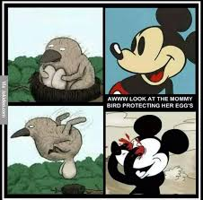 Mickey Mouse Meme - funny mickey mouse cartoon