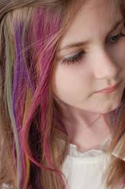 hair colors always give a very cute look to the kids trendy mods com