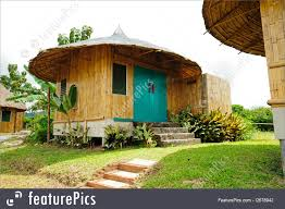 charming hillside homes 2 bamboo house stock picture 1678942 jpg