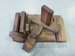 scrap wood sculpture ore jason lees design
