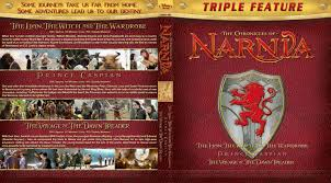 the chronicles of narnia trilogy cover 2005 2010 r1 custom