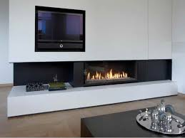 wood burning fireplace is so old and you do not want such a thing in your tv over