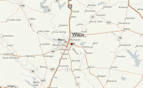 map waco waco location guide
