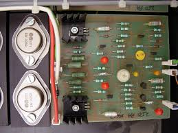 Transformer Coupled Transistor Amplifier Schematic Modifying Naim Audio Power Amplifiers
