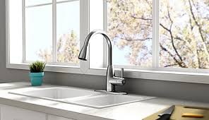 standard fairbury kitchen faucet standard fairbury single handle pull sprayer kitchen
