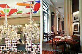 la cuisine royal monceau michelin marvels at la cuisine in