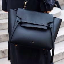 Minimalist Designer Bag Black Bag Celine Bag Celine Minimalist Bag