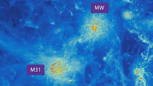 Milky Way Galaxy Map The Most Likely Spots For Life In The Milky Way Science Aaas