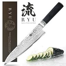 vg10 kitchen knives gougiri knives vg10 gyuto japanese chefs knife 8 inch